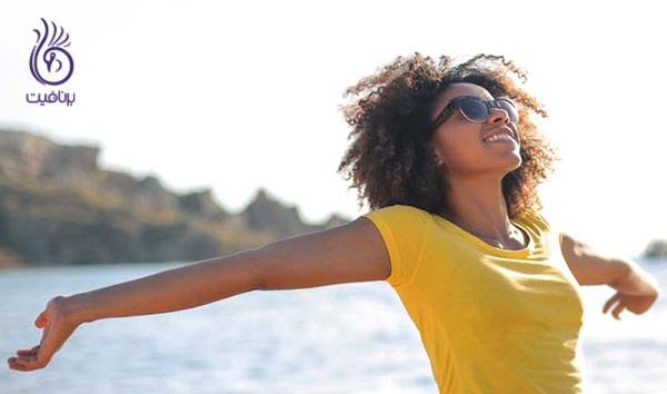 رشد مو- کاهش استرس- برنافیت