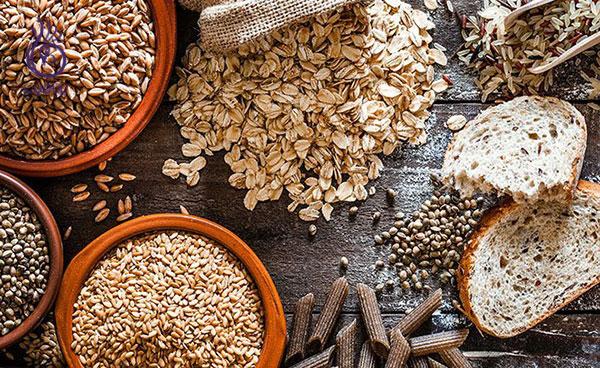 رژیم لاغری غذایی- غلات کامل- برنافیت