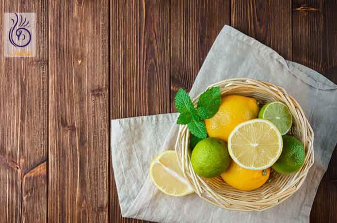 لیمو و کوچک کردن بینی