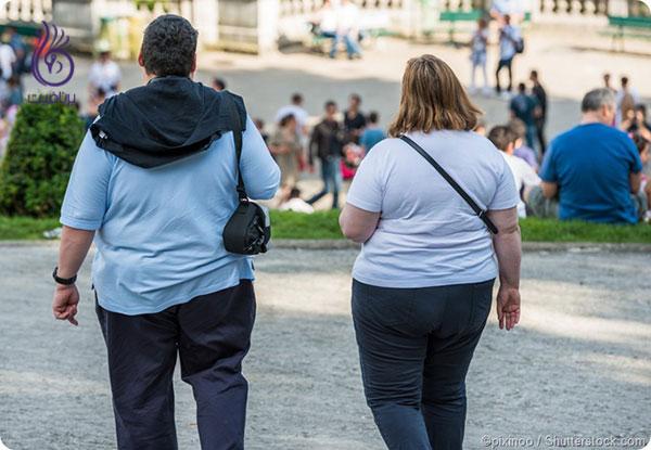 چاقی شکم- عوامل ژنتیکی- برنافیت