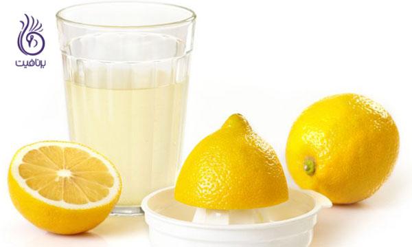 زگیل- آب لیمو- برنافیت