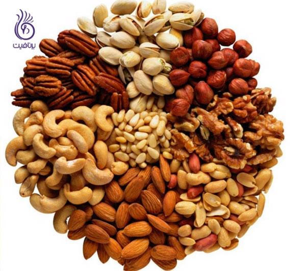 کاهش وزن بدون رژیم- پروتئین- برنافیت