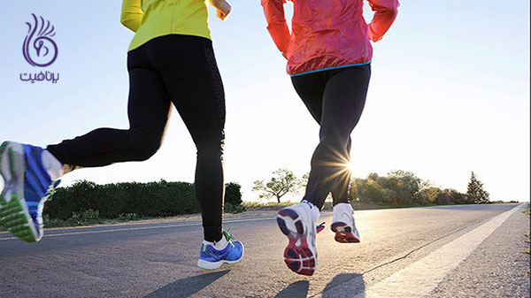 چاقی شکم- ورزش منظم- برنافیت