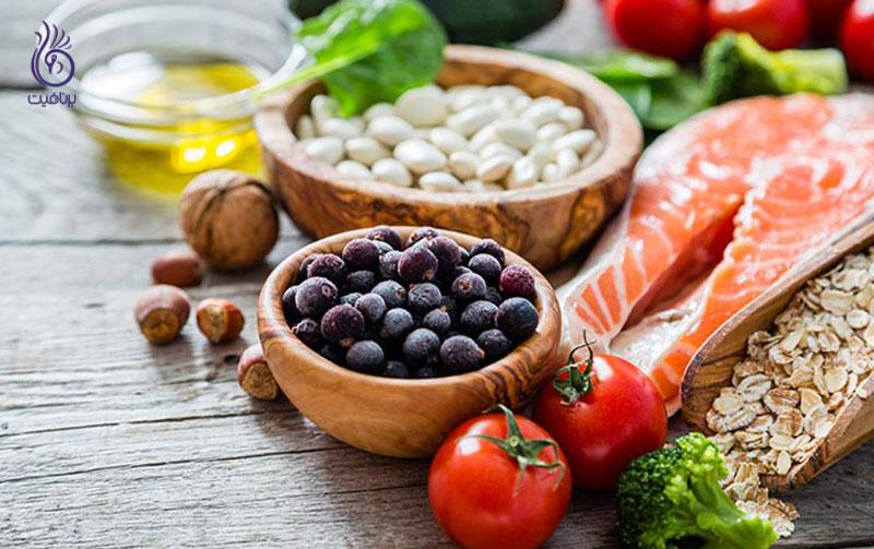 غذاهای کالری منفی- برنافیت