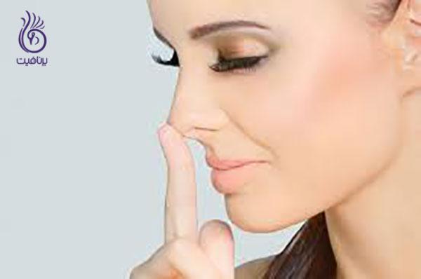 کوچک کردن بینی- صاف کردن بینی- برنافیت