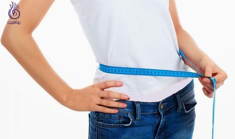 کاهش وزن بدون رژیم- برنافیت
