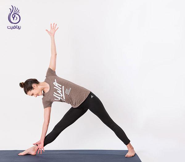 ورزش برای زنان- یوگا- برنافیت