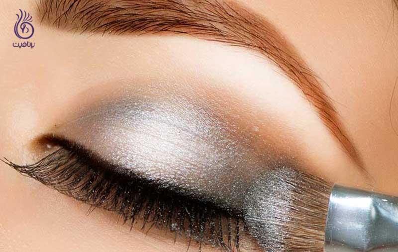 سایه چشم- برنافیت