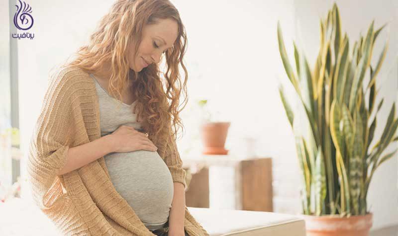 کاهش وزن در بارداری- برنافیت