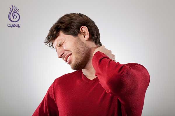 حرکات اصلاحی مفید برای گردن- برنافیت