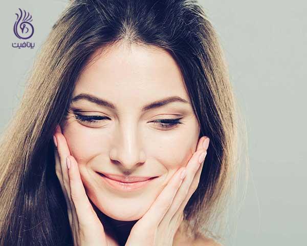 سم زدایی- کمک به درخشندگی پوست- برنافیت