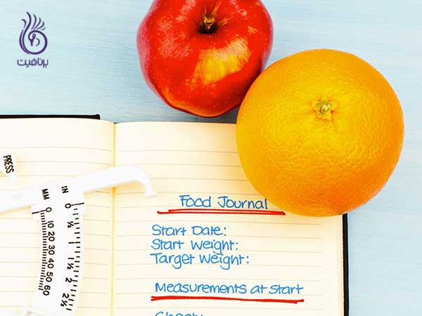 تقویت اراده- ژورنال غذایی- برنافیت