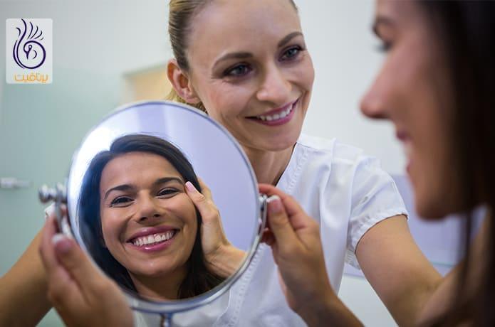 متخصص پوست برای رفع چوش صورت