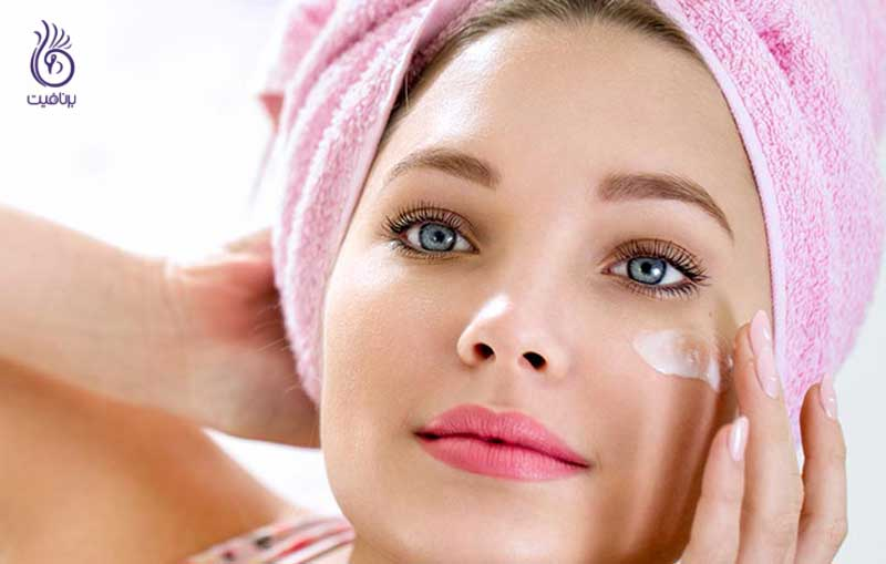 درمان جوش صورت- برنافیت