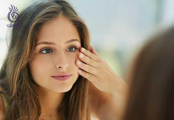 زنان جذاب- آرایش ملایم- برنافیت