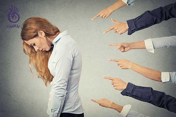 زنان قوی- نظرات دیگران- برنافیت