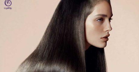 صاف کردن مو- زیبایی- برنافیت