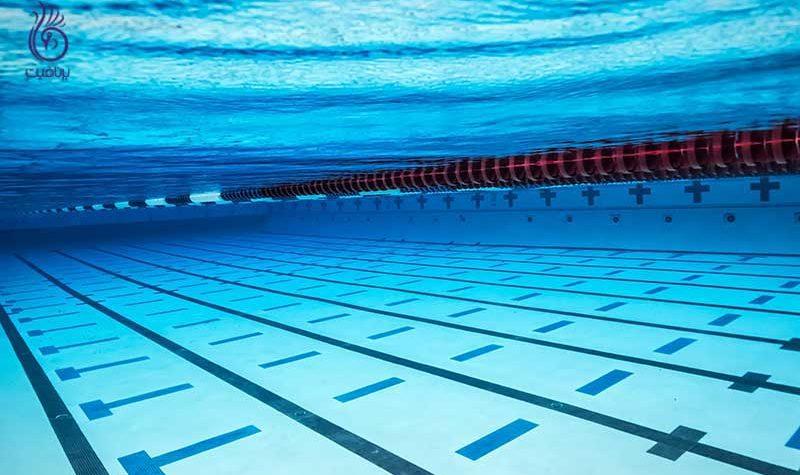 شنا- ورزش- برنافیت