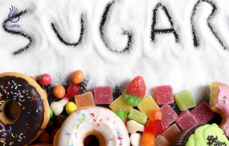 ترک شکر- برنافیت