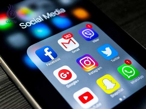 زنان قوی- شبکه های اجتماعی- برنافیت