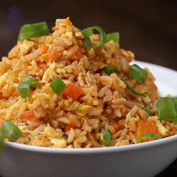 برنج قهوه ای- کاهش وزن- برنافیت