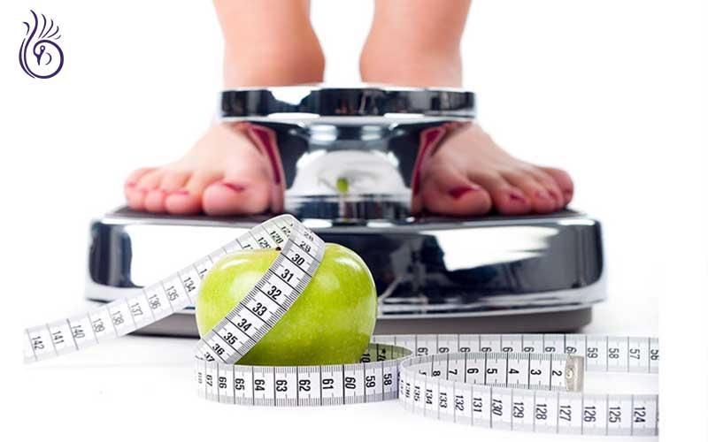 استپ وزن