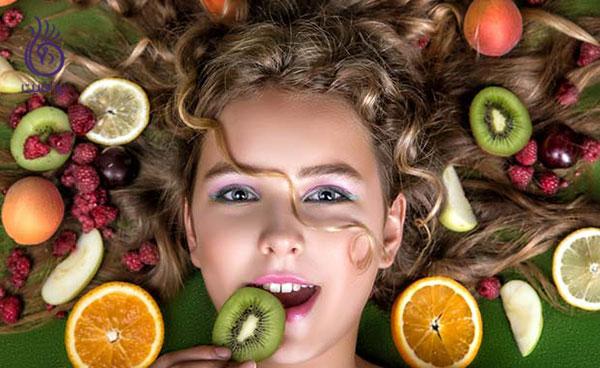 بدون آرایش زیبا باشید