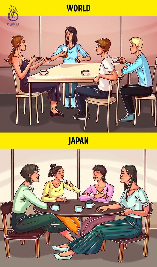 فقط در ژاپن خواهید دید