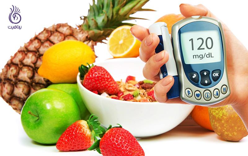رژیم غذایی دیابتی ها