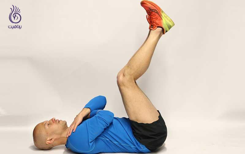تقویت عضلات شکم