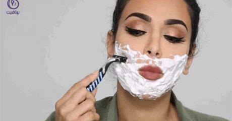 بهترین روش اصلاح صورت برای زنان