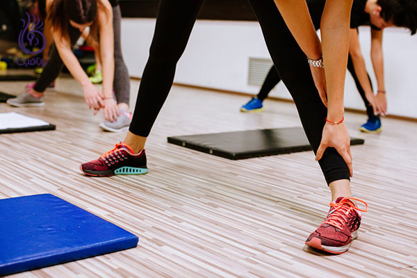 ورزش مناسب زنان بر اساس رده ی سنی