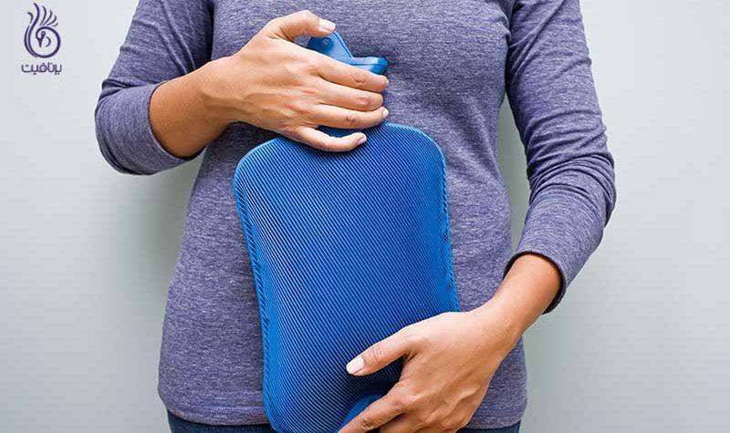 افزایش وزن در طول قاعدگی