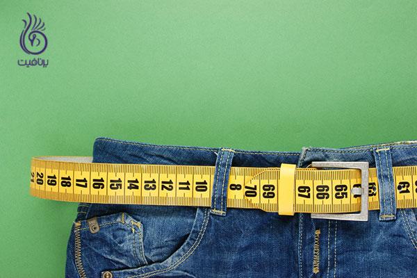 رژیم کم کربوهیدرات- کاهش وزن ناگهانی