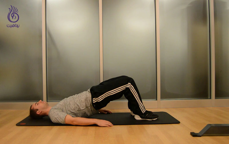 تمرین ورزشی مخصوص باسن و ران ها