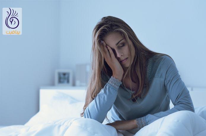 بی خوابی به دلیل کمبود امگا 3