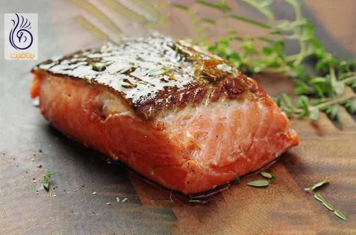 ماهی سالمون امگا3