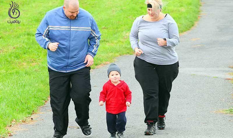 چاقی و ژنتیک