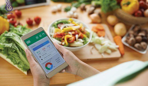 چالش کاهش وزن- برنامه غذایی چاقی