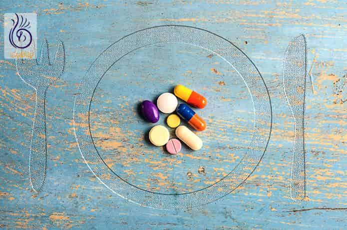 کاهش وزن با قرص گلوریا