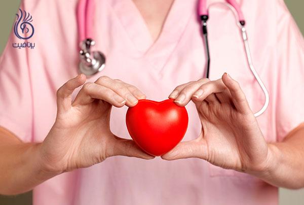 لاغری با بادام - سلامت قلب