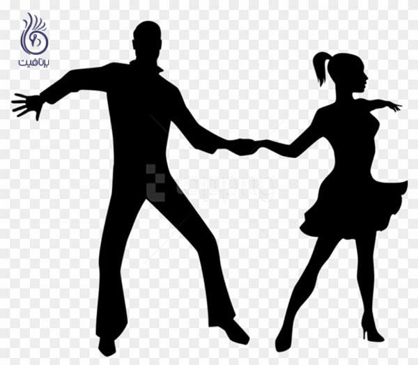 لاغری با رقص
