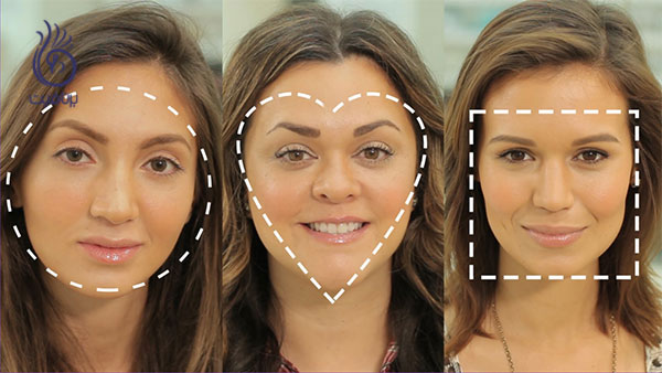 کانتورینگ صورت یا زاویه سازی چیست؟