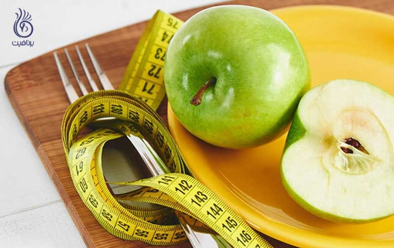 راز موفقیت در رژیم لاغری- رژیم غذایی مناسب برای لاغری