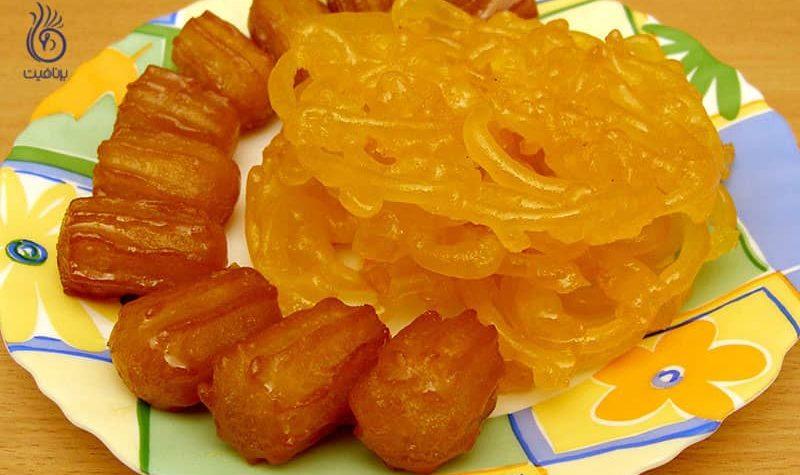 غذاهای مقوی برای افطار و سحر