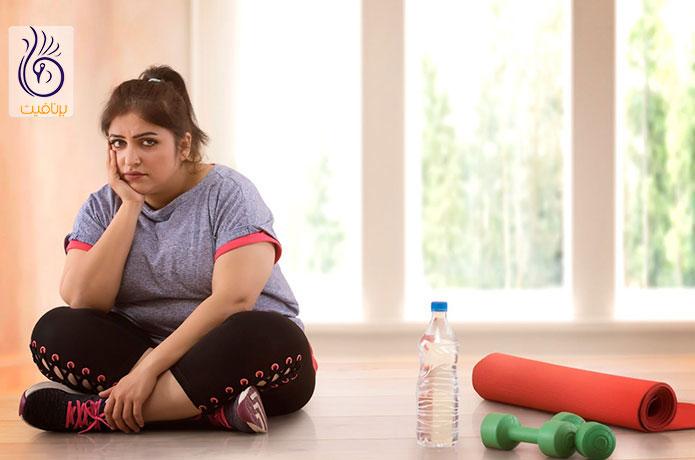 خلاصی از چاقی - برنافیت دکتر کرمانی