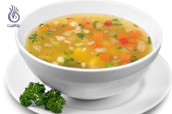 سوپ رژیمی