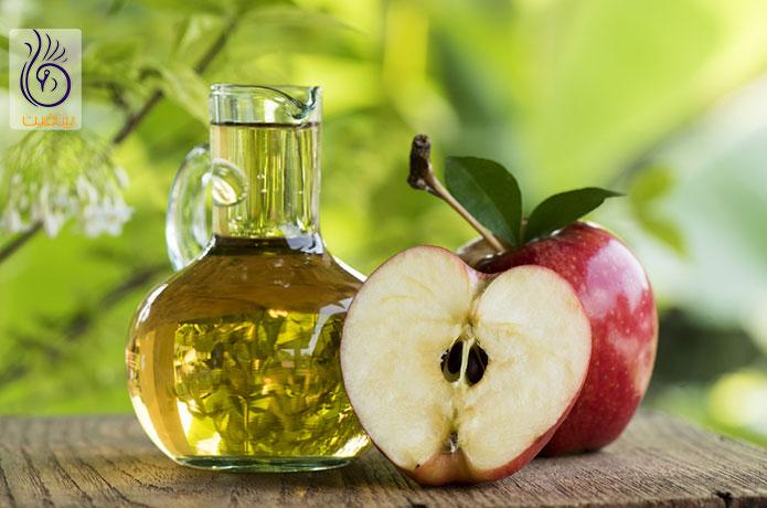 لاغری با سرکه سیب - برنافیت دکتر کرمانی
