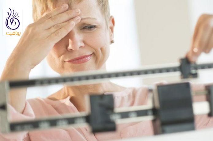لاغری با آب - بازگشت وزن - برنافیت دکتر کرمانی