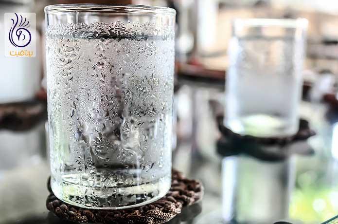 لاغری با آب - آب سرد - برنافیت دکتر کرمانی